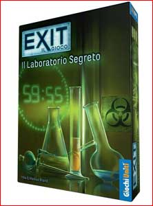 exit laboratorio segreto