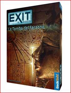 exit tomba faraone