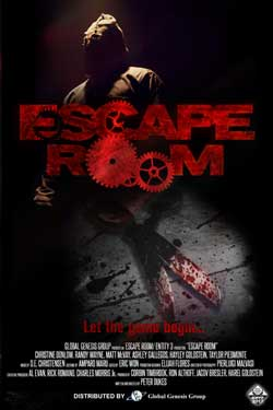 escape room locandina film