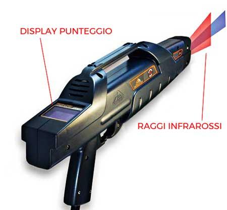 fucile laser