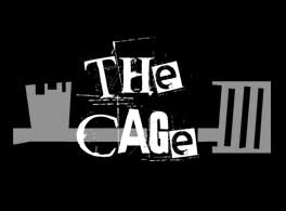 logo the cage