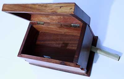 scatola con doppio fondo