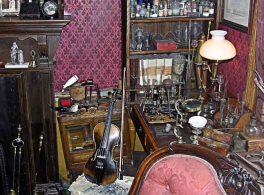 Sherlock home