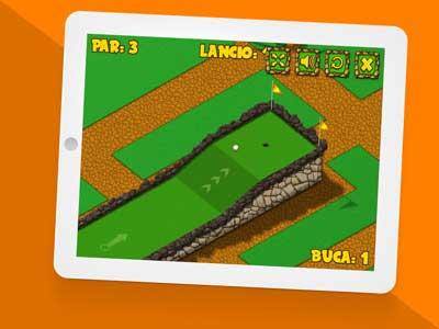 gioco minigolf