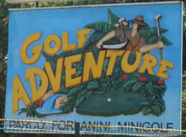 minigolf adventure