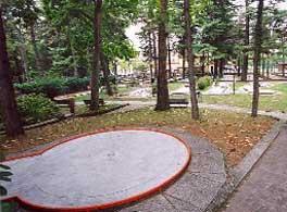 minigolf parco mazzini