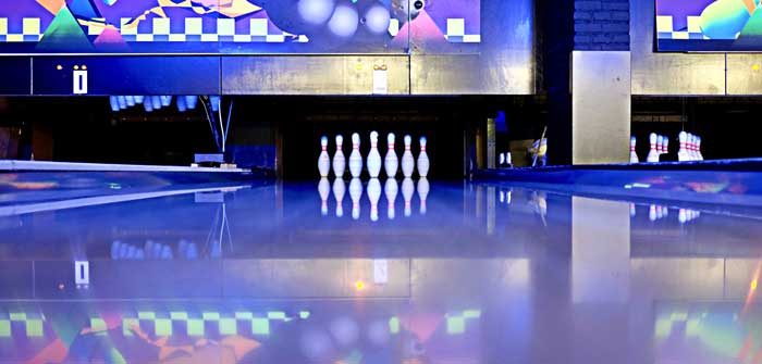 pista bowling