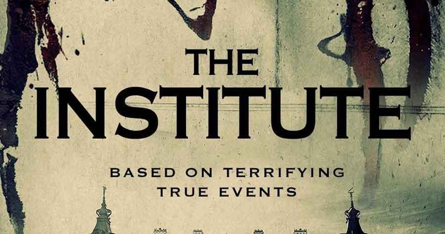 the institute cover