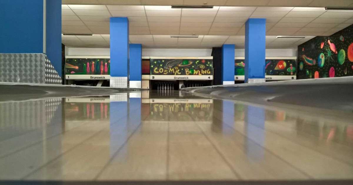 Bowling Bubble Bowl A Campobasso Sfida I Tuoi Amici