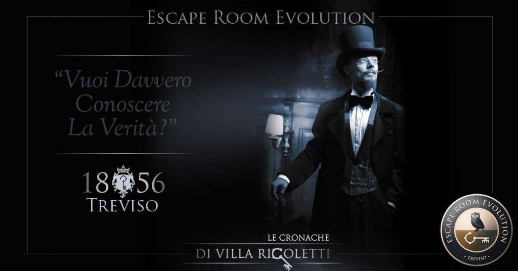 escape room evolution