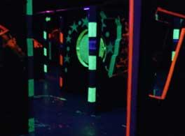 laser game leini