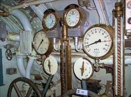 stanza sottomarino