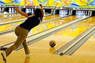 primo appuntamento bowling